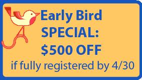 early bird 500 4-30
