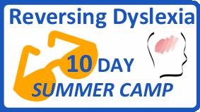 Reversing Dyslexia Summer Camp