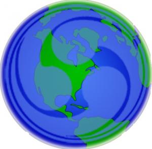 earth_globe_wheel -  Dyslexia Treatments, ADHD Treatments, Dyslexia Symptoms, Chiropractor, Austin
