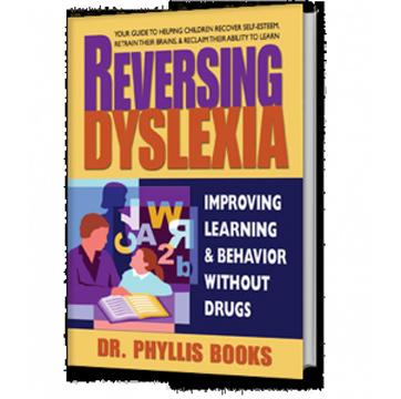 Reversing Dyslexia Book